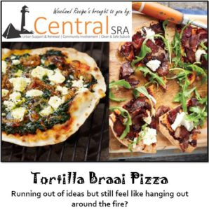 Central SRA Brings you a Weekend Recipe